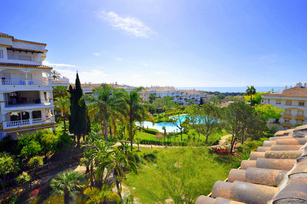 Hacienda Nagüeles, apartments and penthouses in Marbella Golden Mile