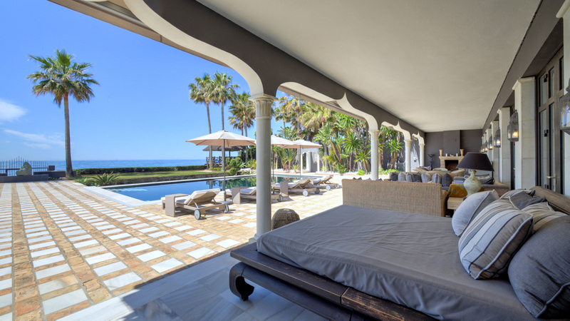 Finest Real Estate in Los Monteros, Marbella