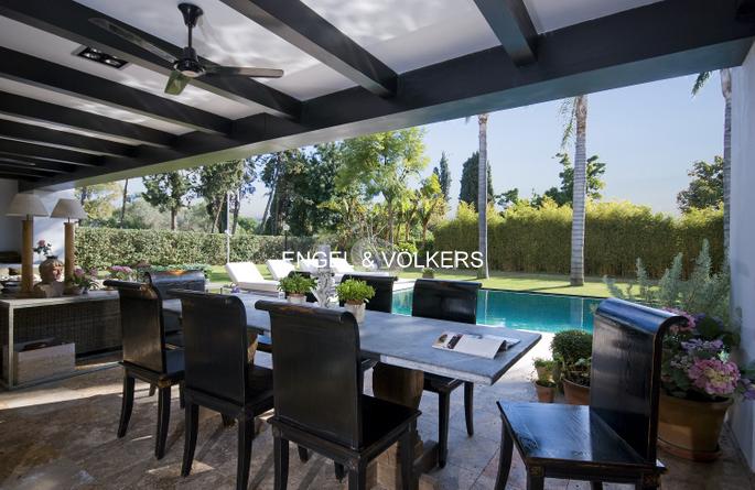 Marbellas Luxuriöse Villa an der Goldenen Meile