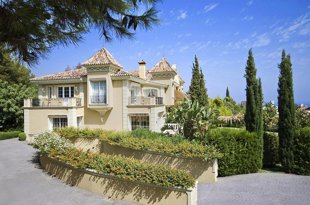 Villa Sold in Sierra Blanca, Marbella