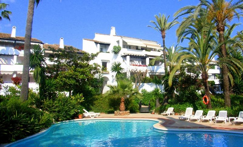 Puerto Romano Apartment, Marbella