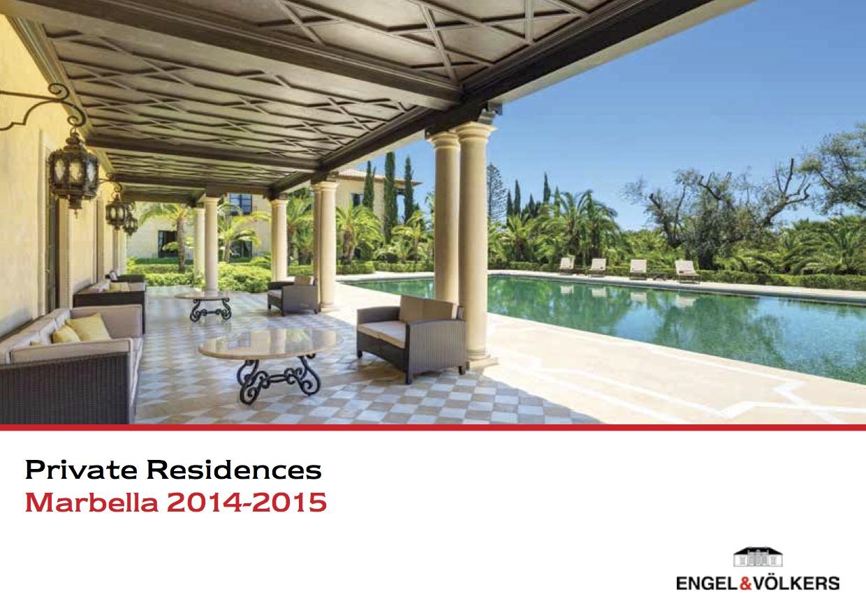 Magazine Private Residences Marbella 2014-2015