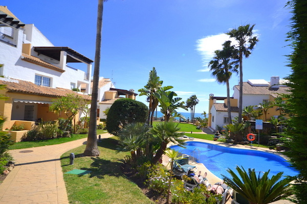 Immaculate Beachside Apartment In Bahia De Marbella Bahia De Marbella