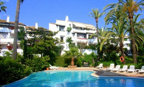 Desirable Apartment for sale in Puente Romano, Marbella