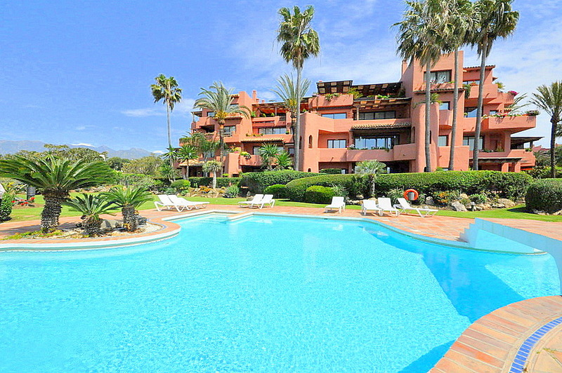 Apartment Rio Real Marbella