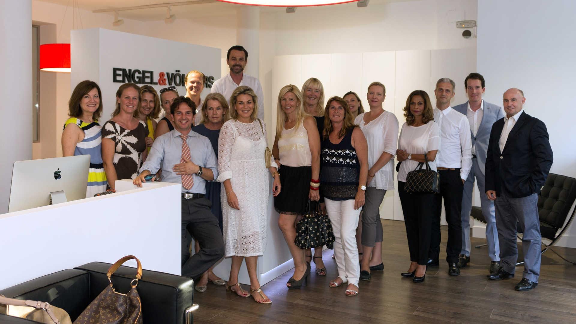 Engel v lkers marbella real estate marketing - Engel and volkers ...