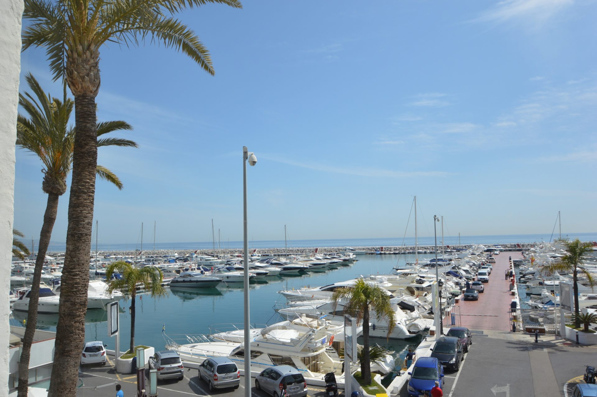 Fantastic frontline apartment on the marina of puerto - Puerto banus marbella ...