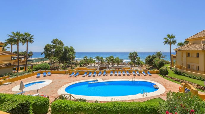Marbella property for rent