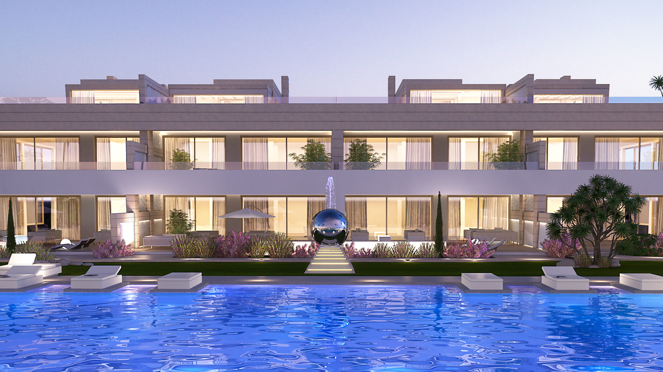 A new Residential Resort on Marbella's Golden Mile