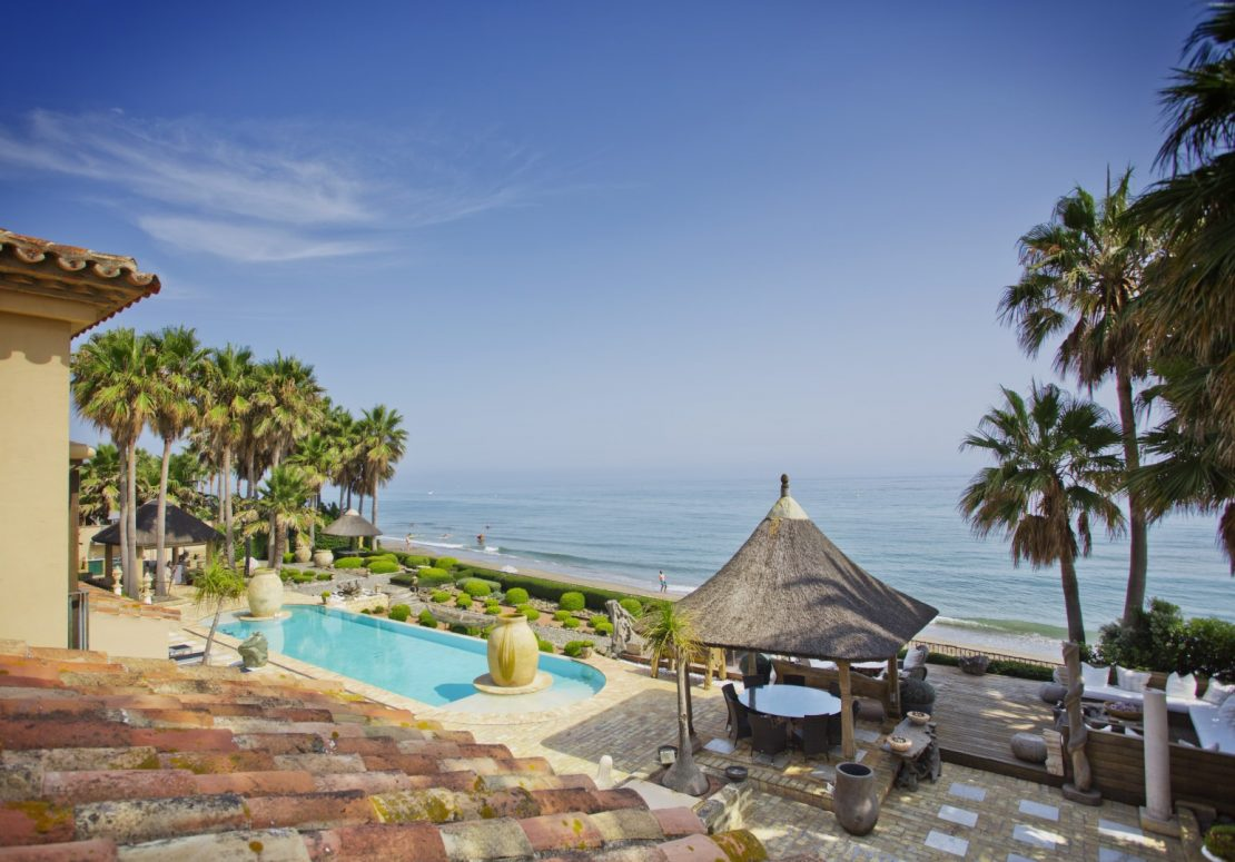 Los Monteros, one of the most desirable locations in Marbella
