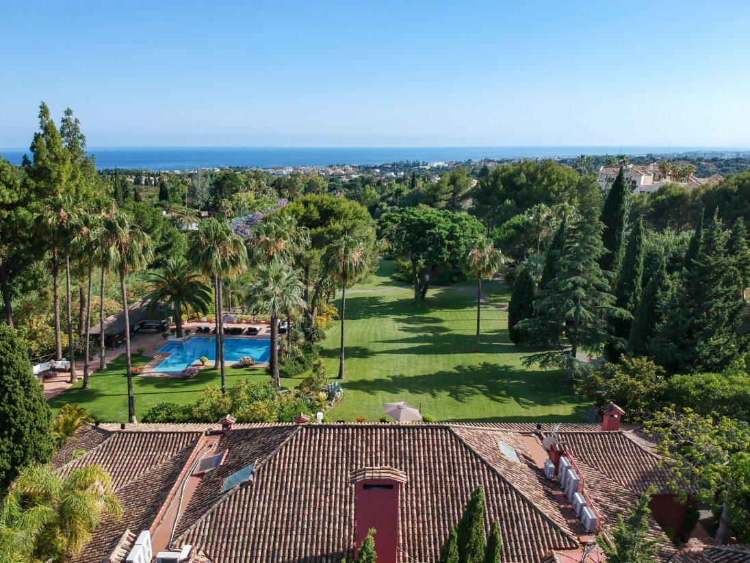 Marbella Hill Club villa for sale
