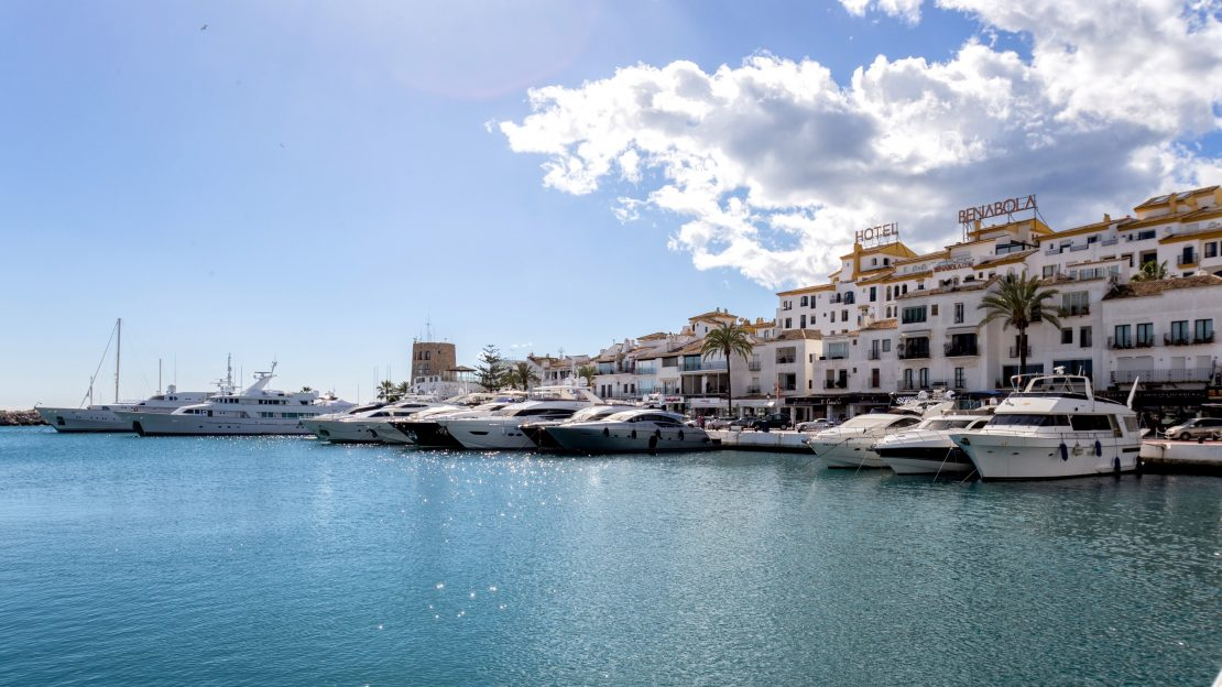 Marbella, one of the most popular cities of the World in the Real Estate Market