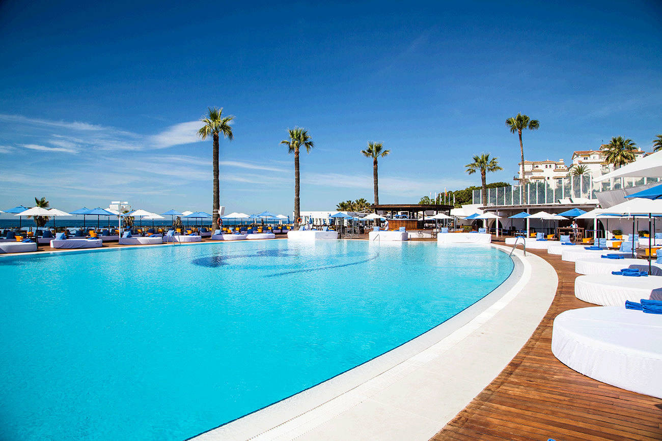 Ocean Club in Marbella