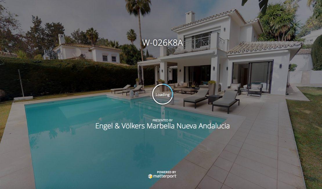 Marbella villa virtual tour
