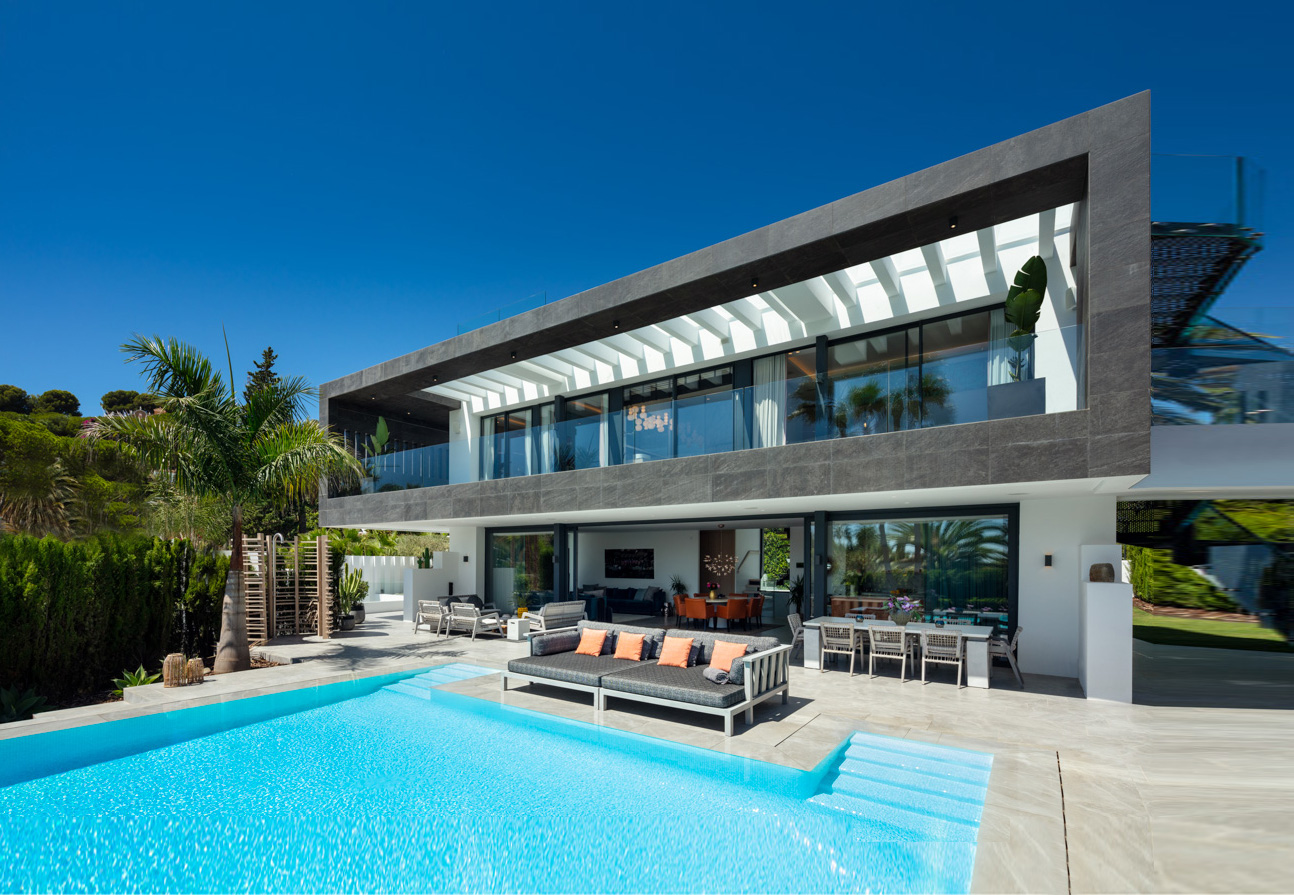 Modern Villas in Marbella