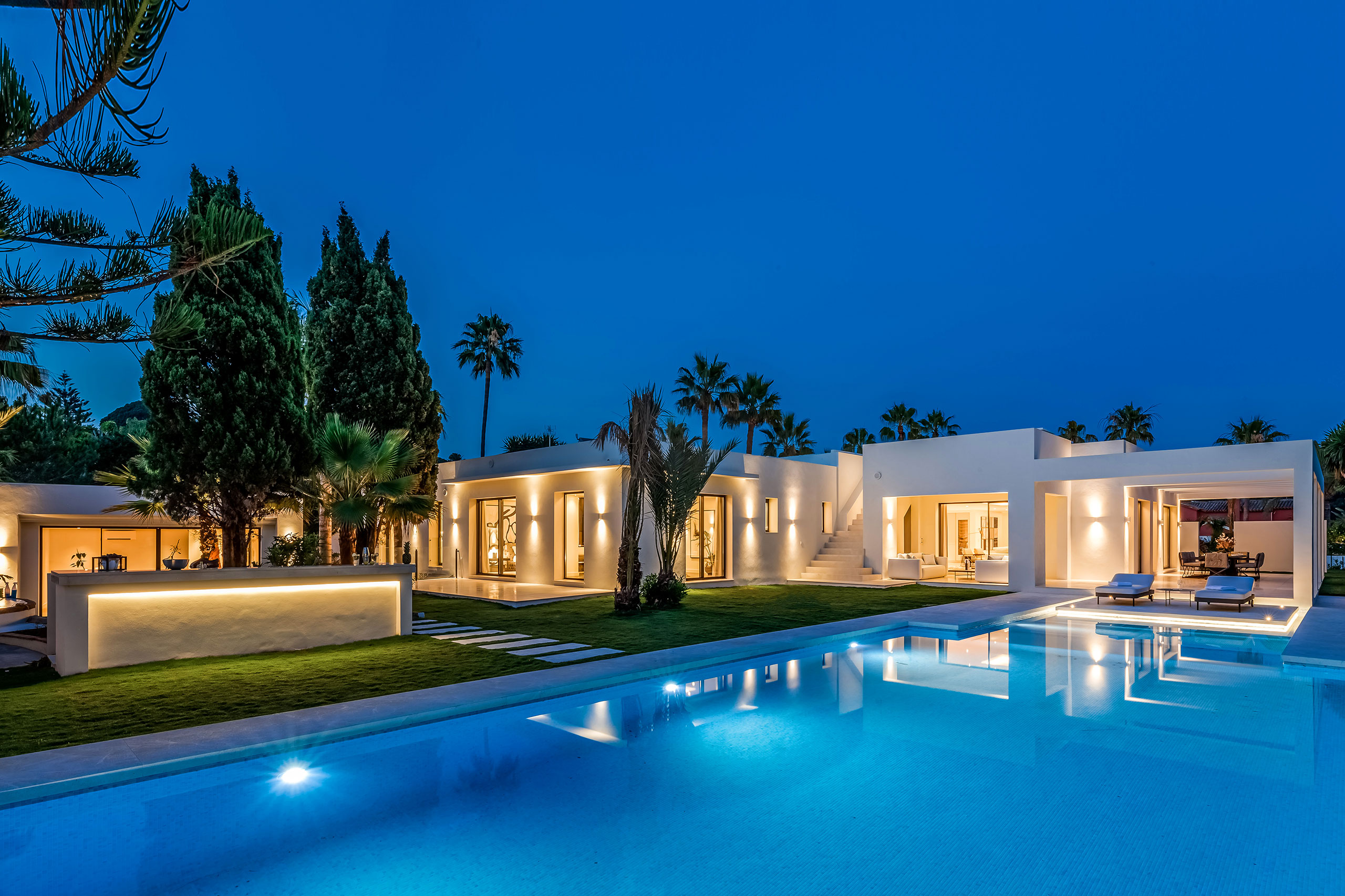 Exlusive properties in Marbella