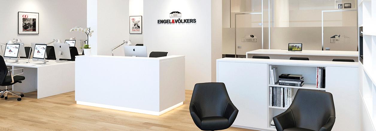 Engel & Völkers real estate career