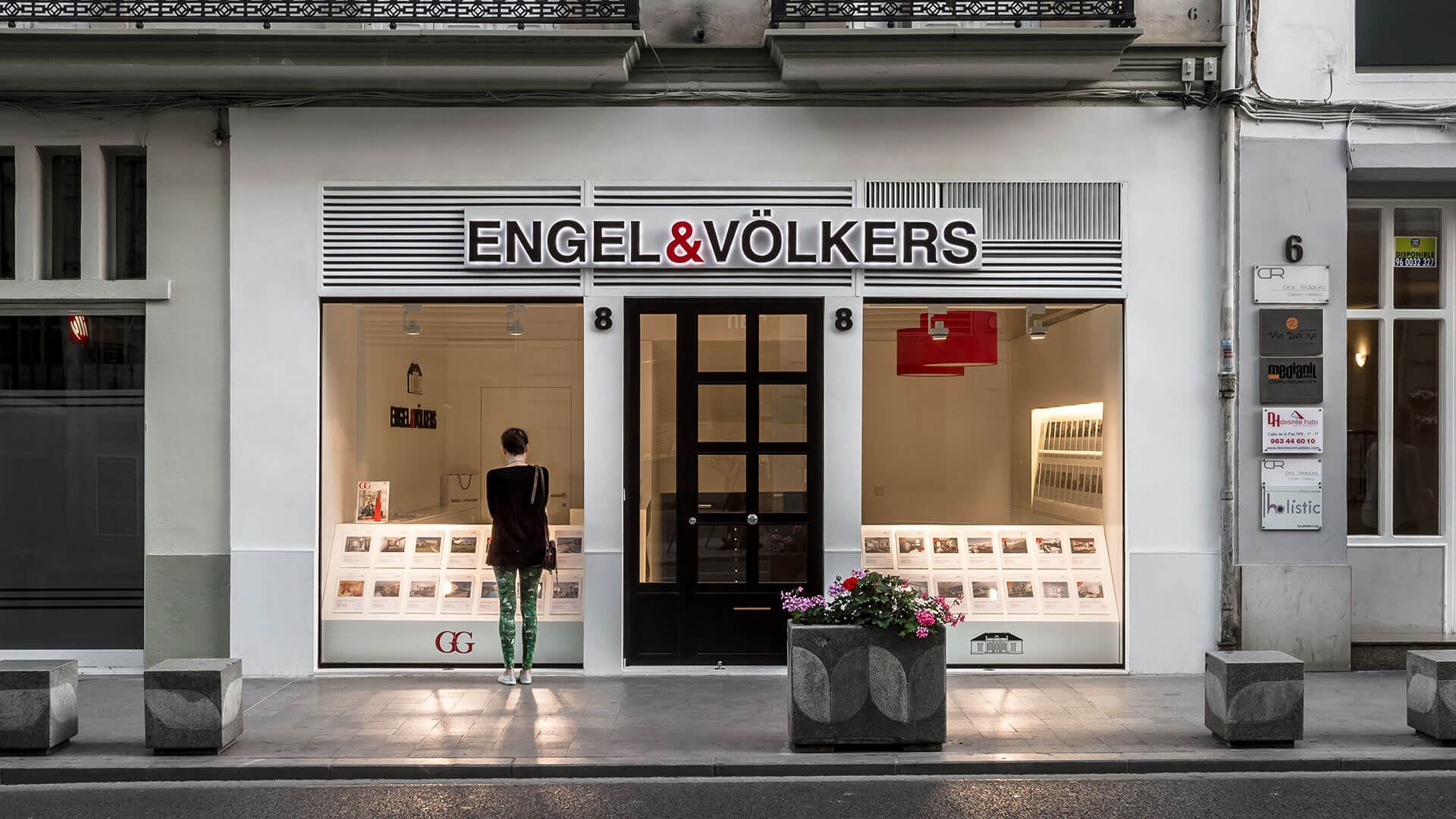 Engel & Völkers best real estate agency in Marbella