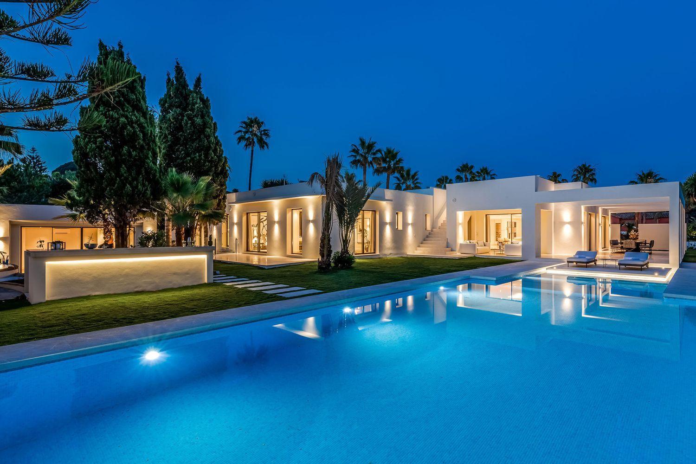 Luxury villa Marbella - Casa del Mar, Marbesa