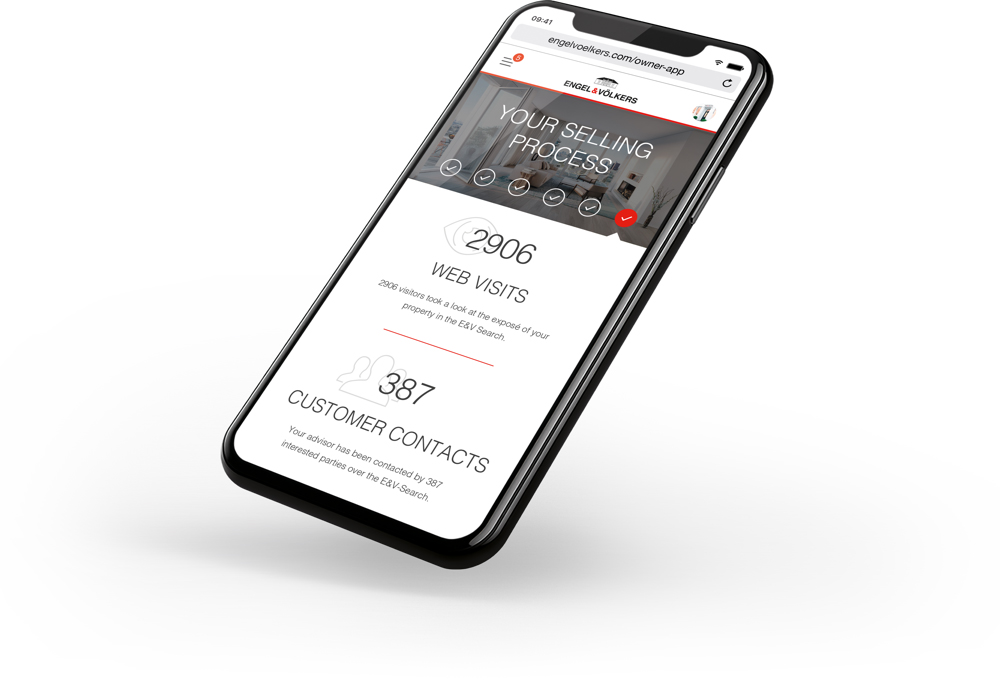 Owner App Engel & Volkers