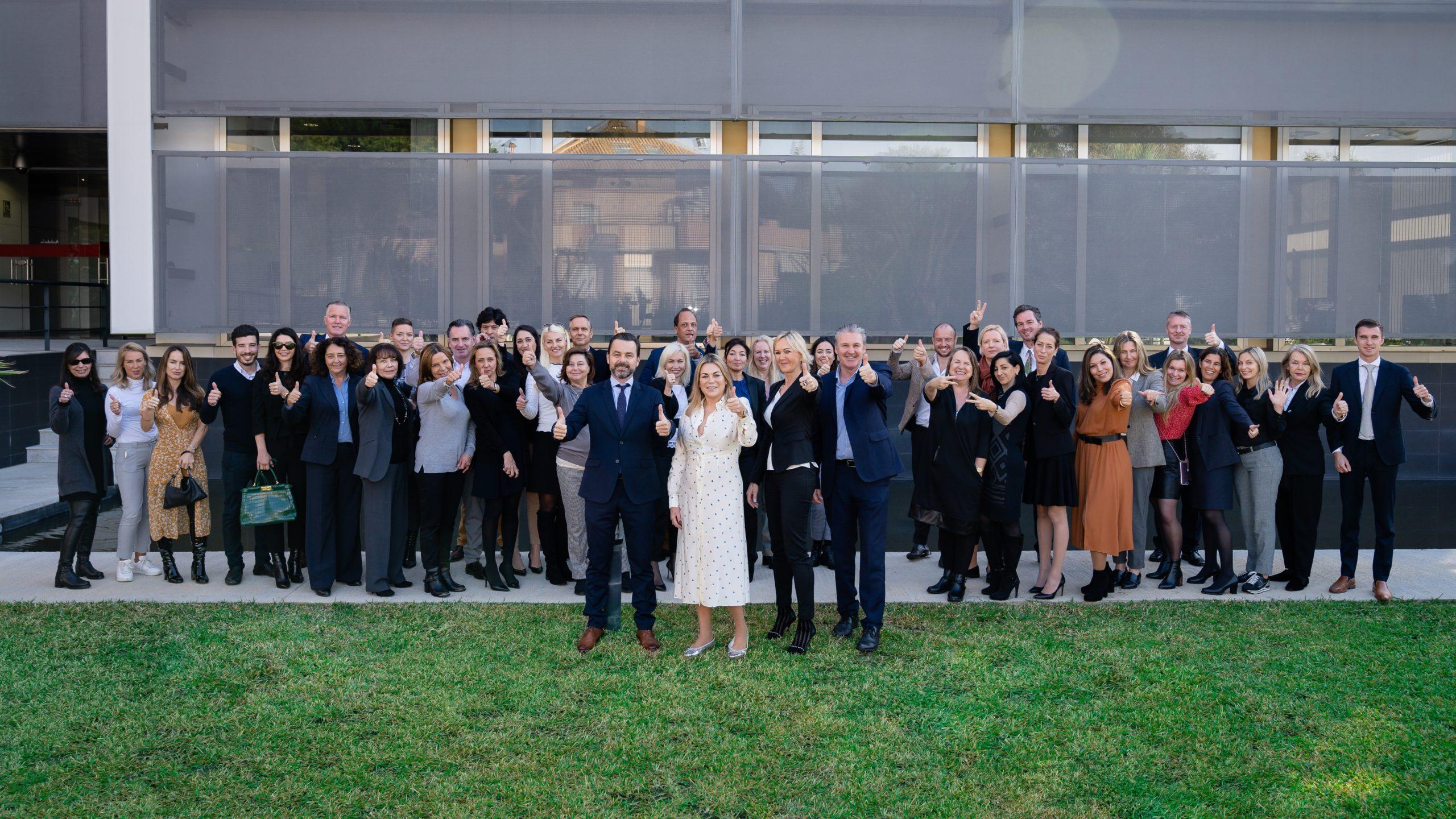 Engel & Volkers Marbella Team