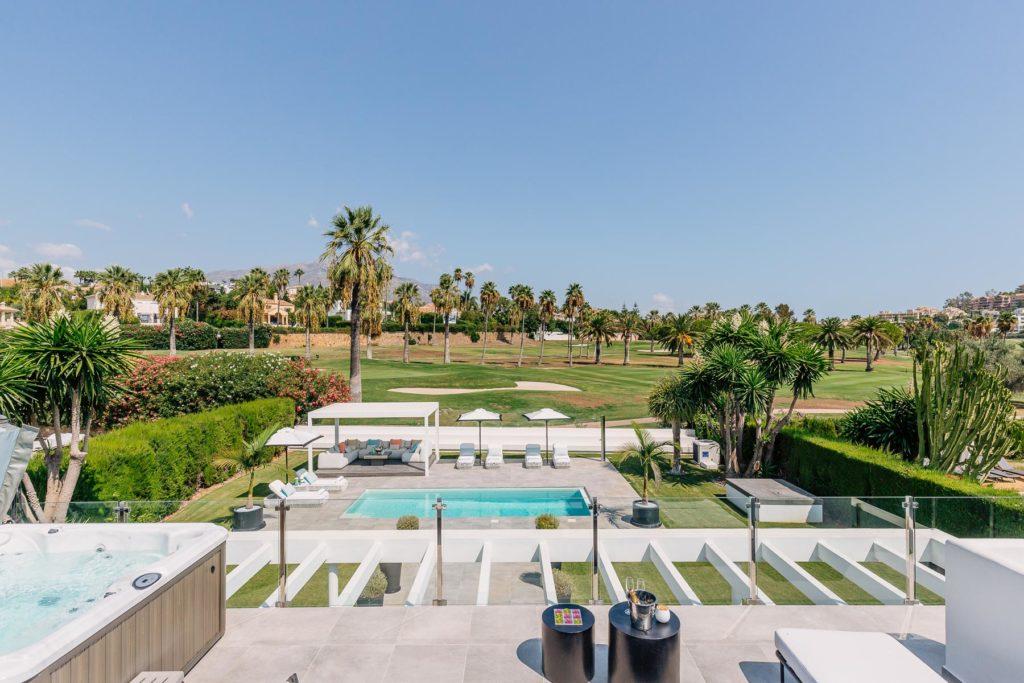Stilvolles Wohnen in Nueva Andalucía
