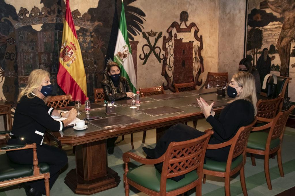 Engel & Völkers en el Ayuntamiento de Marbella