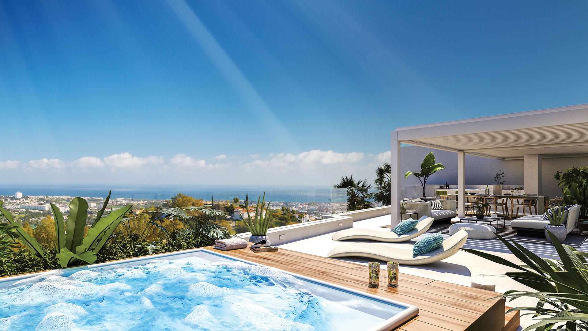 New developments Marbella
