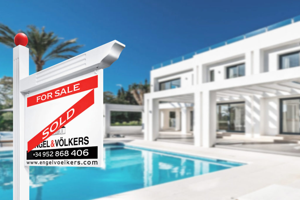 Marbella sold properties