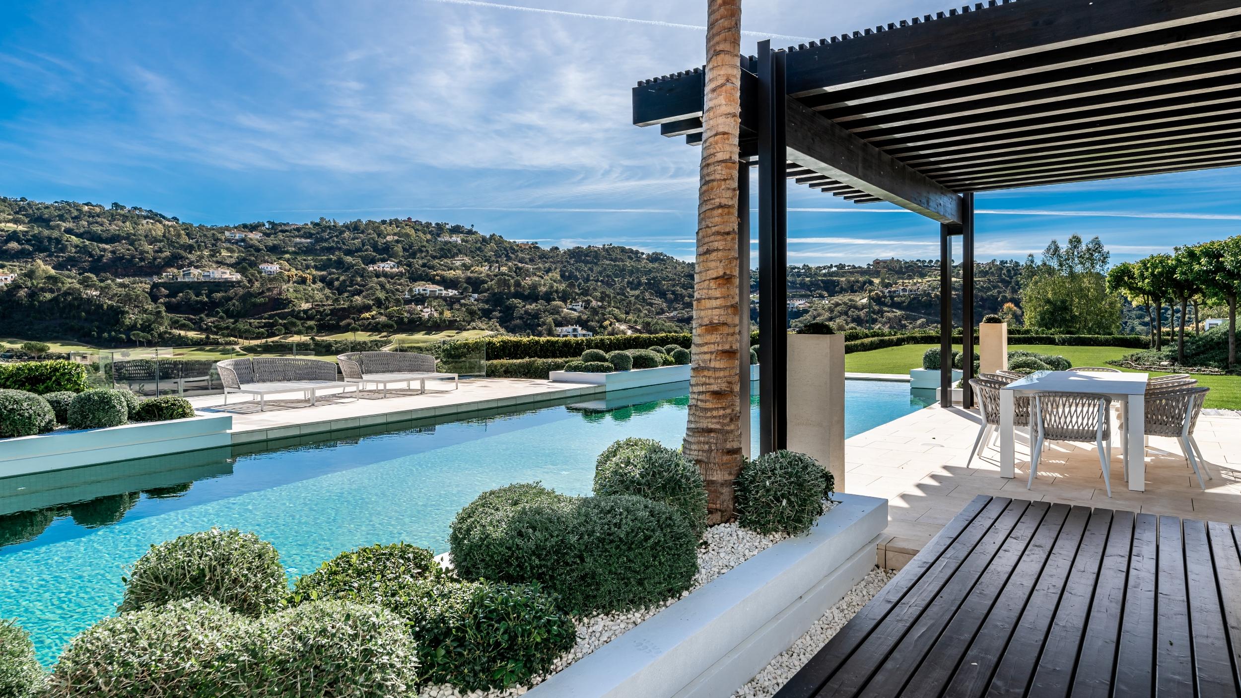 Luxury villa in La Zagaleta