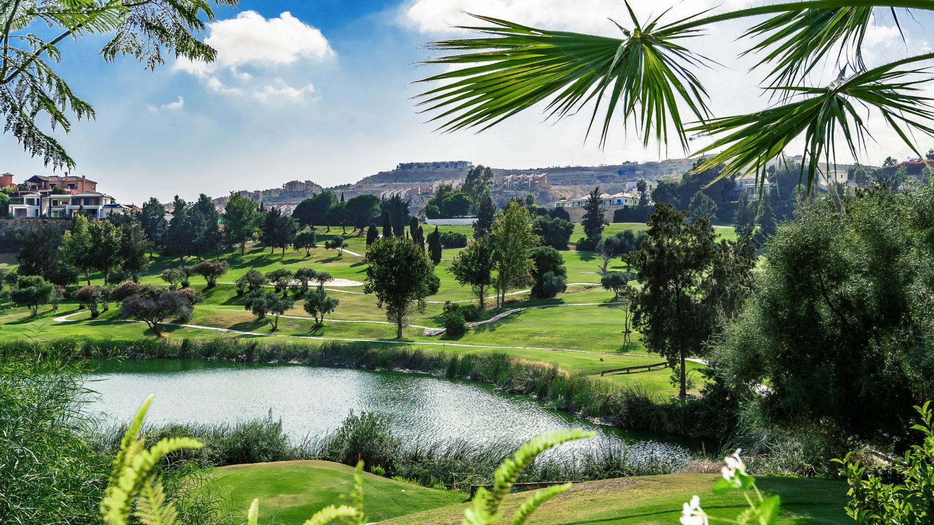 Golf in La Alqueria, Benahavís